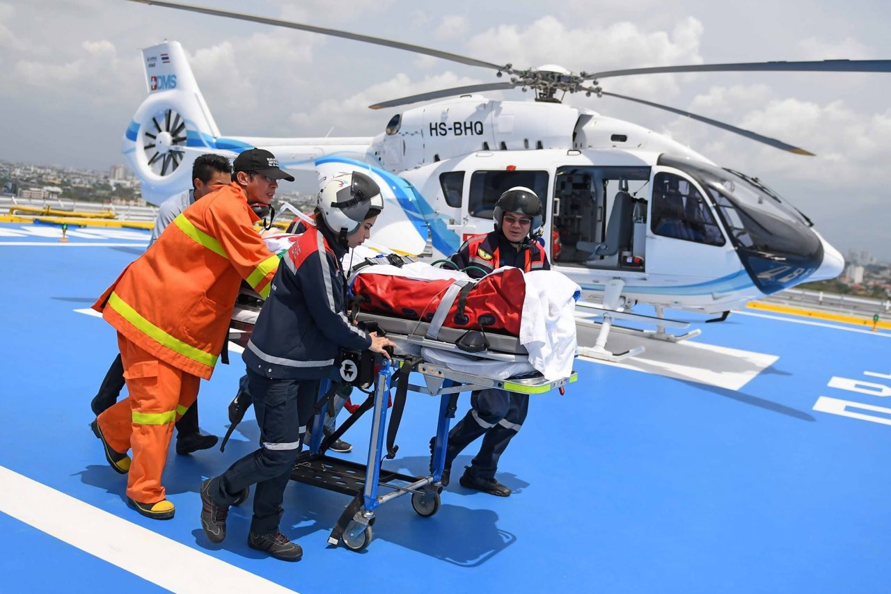 Air Ambulance - The Next Big Wave In Indian Emergency Services