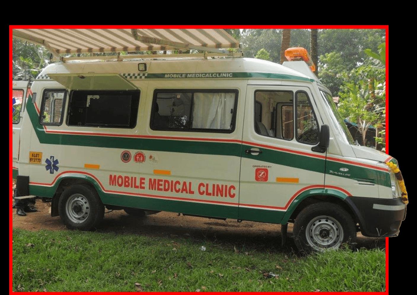 Mobile Medical Units-ZHL