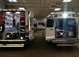 Features Of Ambulances