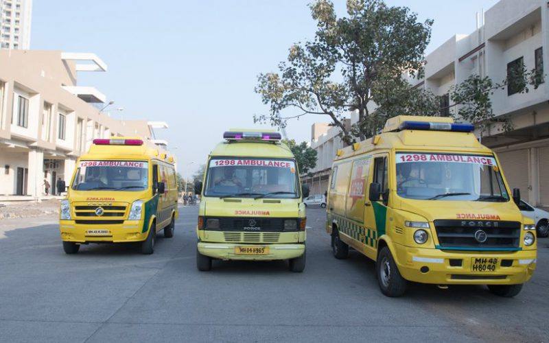 Standby Ambulances: A Must Have For Every Mega Project