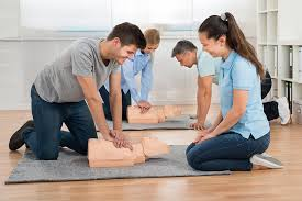 first aid training-ZHL