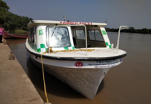Ziqitza Boat Ambulance