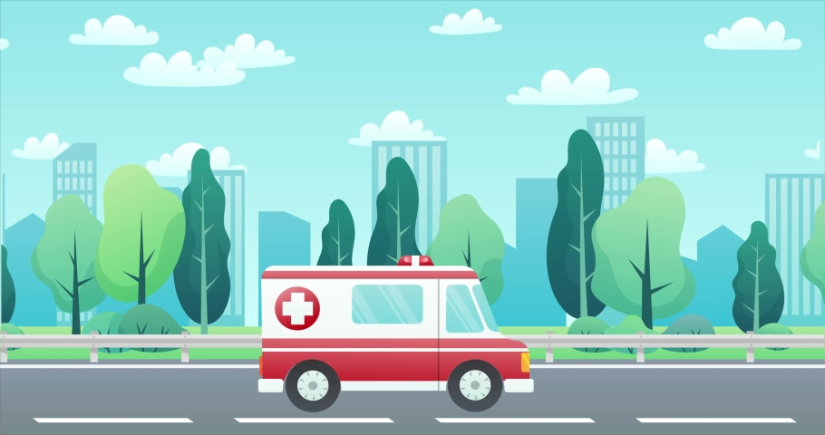 Ambulances with Intelligent Transportation Systems