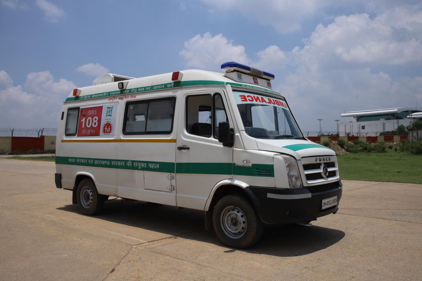 Medical Emergency Ambulance