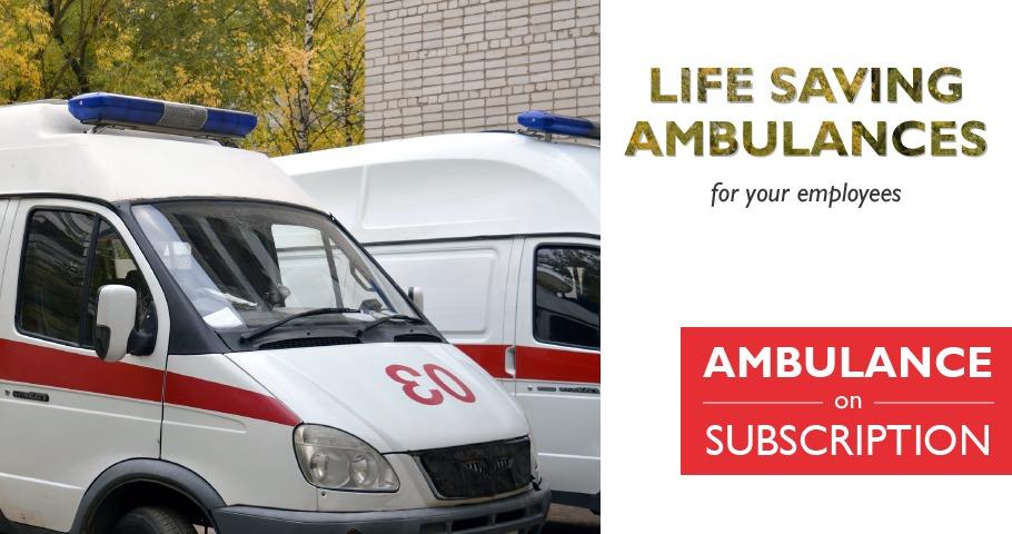 ambulance-on-subscription
