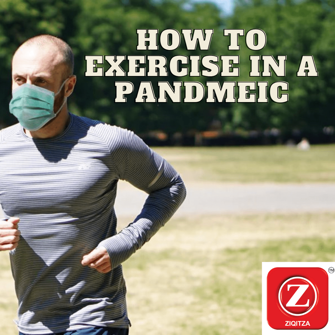 Exercise-In-Pandemic