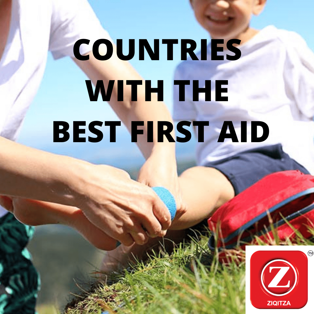 Countries with the Best First Aid
