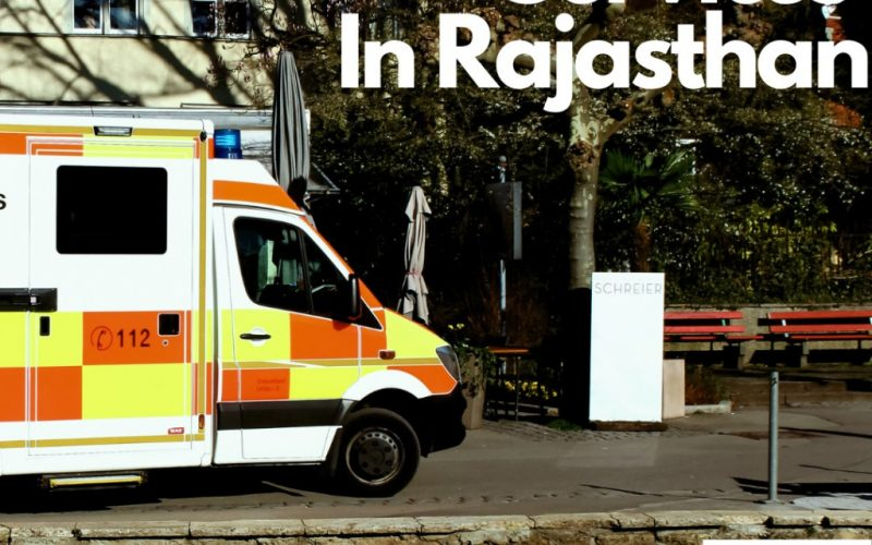 emergency services in rajasthan