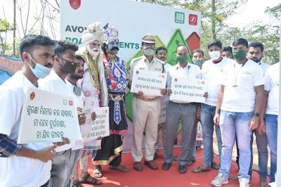 Ziqitza Raising Road Safety Awareness