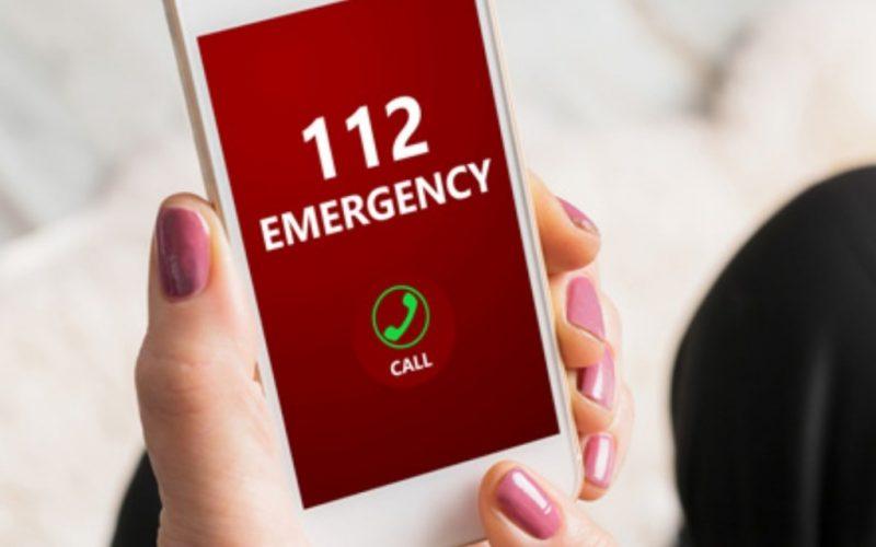 112 Integrated Emergency Helpline Number